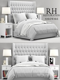Zadie bed collection, RH Teen