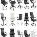 3d Model Office Chairs by Studio Niskota