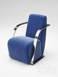 Fendi Casa Gilda armchair
