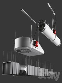 Colt ventilation systems for car parks
