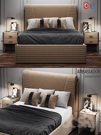 Estetica Ambassador bed