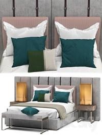 Fendi halston bed
