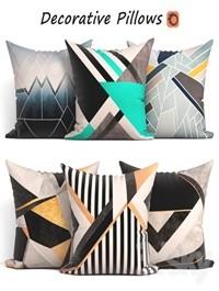 Decorative Pillow set 175 Showroom 007