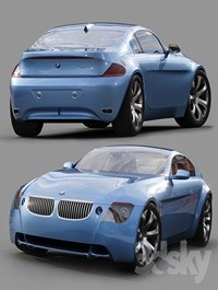 BMW Z9 GT Concept
