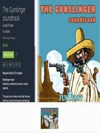 The Gunslinger soundtrack