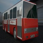Turbosquid City bus arrow 3D model
