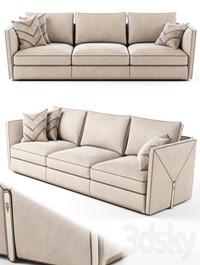 Visionnaire Bastian 3 seater sofa 02