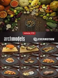 Evermotion Archmodels vol 170