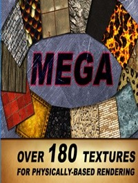 MegaTextures Pack PBR