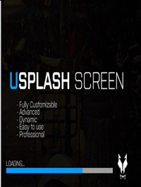 USplash Screen