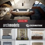Evermotion Archmodels vol 186