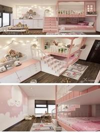 Child Bedroom By VanTrung