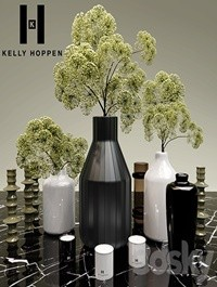 Plants and vases site kelly hoppen