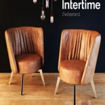 Armchair Intertime Kite Edison lamps