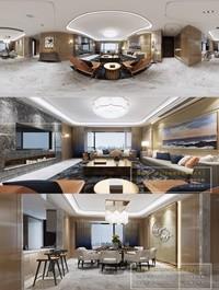360 Interior Design 2019 Dining Room C01