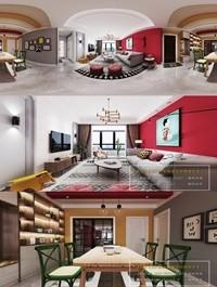 360 Interior Design 2019 Dining Room C05