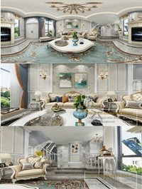 360 Interior Design 2019 Living Room T08