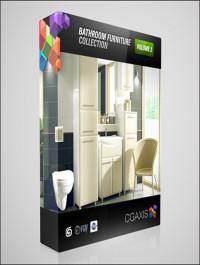 CGAxis Models Volume 2 Bathrooms