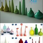 3DDD Vases Collection