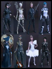 The Weisig Character Collection
