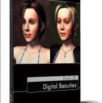 DOSCH DESIGN 3D Digital Beauties