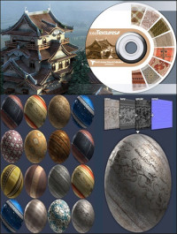 3D Total Textures V9 R2 Ancient Tribes & Civilizations