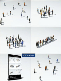 Dosch Design Lo-Poly People
