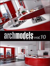Evermotion Archmodels vol 10