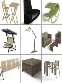 Exterior Furniture Collection