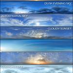 Exterior Seamless Skies Panoramas