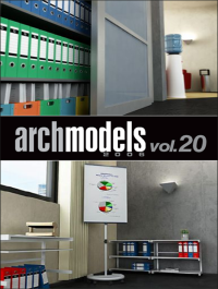 Evermotion Archmodels vol 20