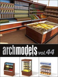 Evermotion Archmodels vol 44