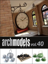 Evermotion Archmodels vol 40