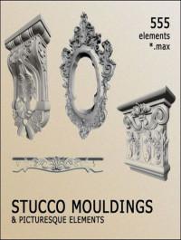 3D Models Decorative Items Stucco Mouldinds