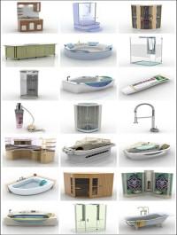 Sanitary Ware 3D Models