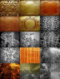 Shutterstock Metal Textures