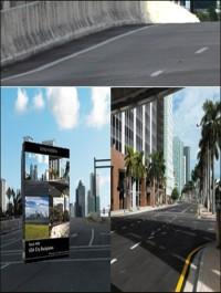 Dosch Design HDRI USA City Backplates