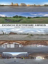 DOSCH DESIGN HDRI: Extreme Hires