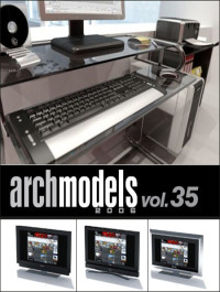 Evermotion Archmodels vol 35
