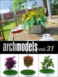 Evermotion Archmodels vol 31