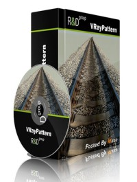 VRayPattern v1.068 for 3ds Max 2014 – 2015 x64