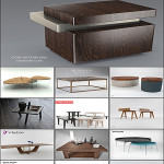 Modern Table Collection 1
