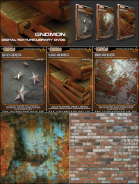 Gnomon Workshop Texture Library Bundle