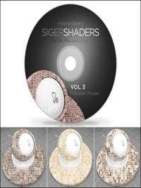 SIGERSHADERS Vol 3 for V-Ray