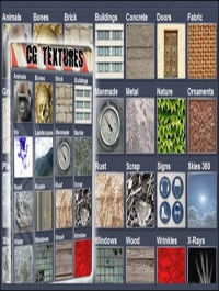 Big Collection of CGtextures