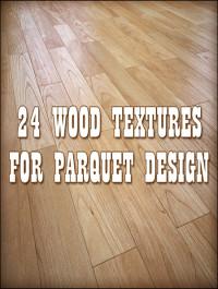 Wood Texture For Parquet Design