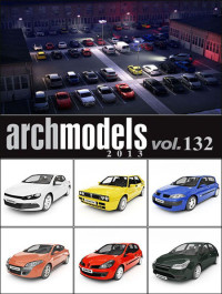 Evermotion Archmodels vol 132
