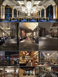 Resteraunt House Cafe 3D66 Interior 2015 Vol 4