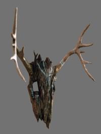 Cgtrader Ancients Wooden Mask