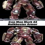 CGTrader 3D MODELS Iron Man Mark 44 Hulkbuster Armor